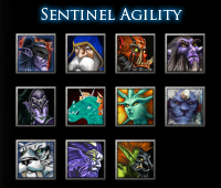 Sentinel Agility Heroes